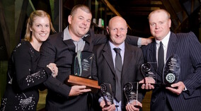 2012 Master Painter of the Year - Precision Decorating Ltd