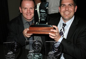 2011 Master Painter of the Year - Grant Jenkins Contracting